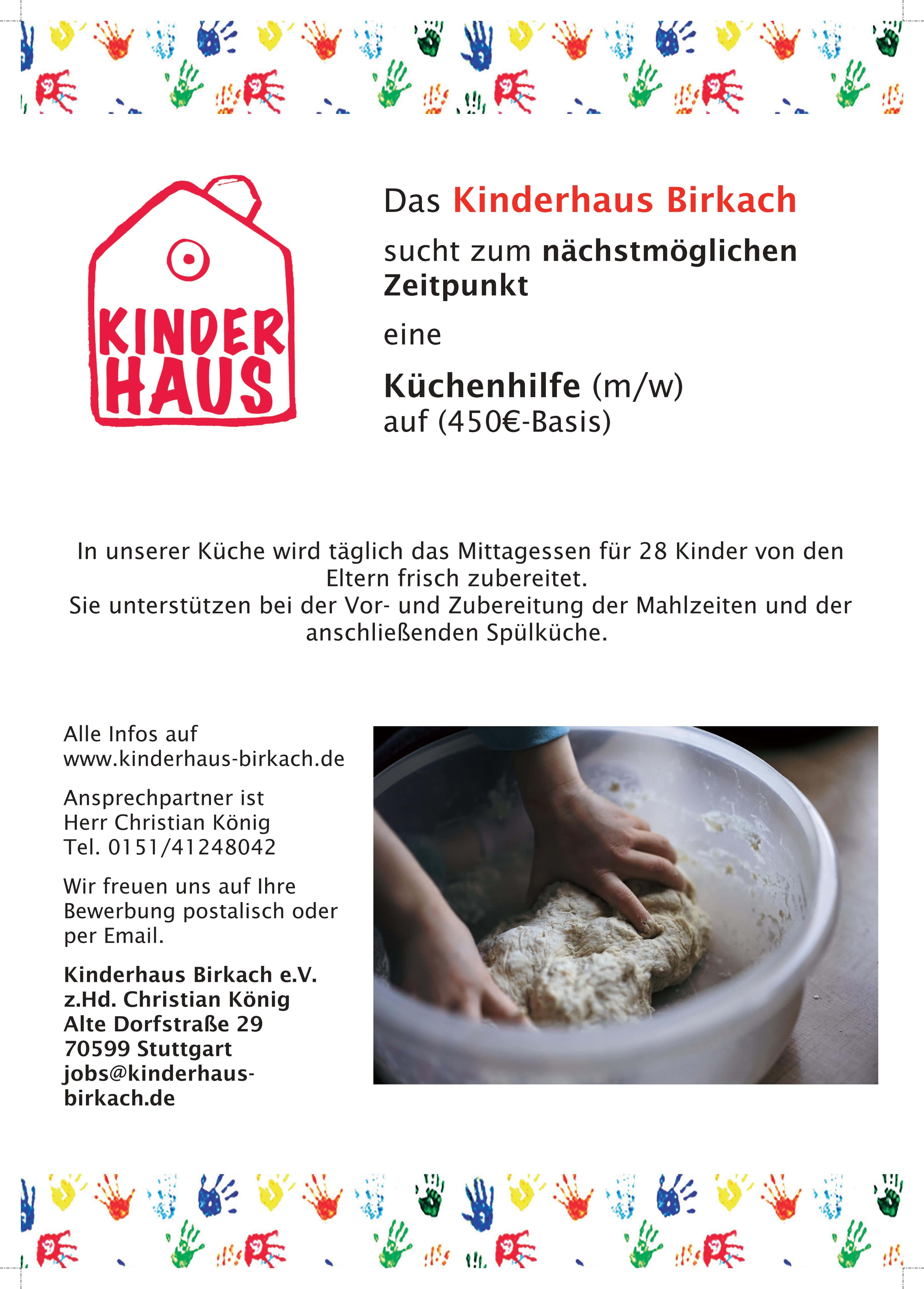 Küchenhilfe Kinderhaus Birkach-min