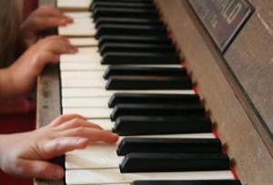 Klavierhaende